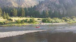 Salmon River High Adventure Base