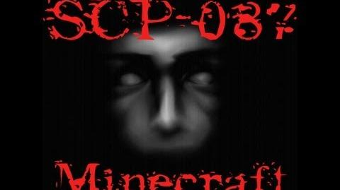 SCP-087 (Minecraft Mod)