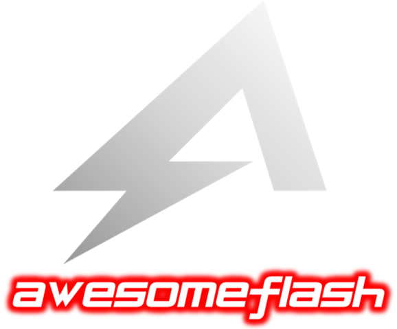 File:AwesomeFlash Logo.png