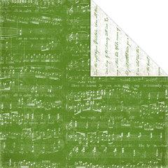 File:Creative Imaginations - Art Warehouse by Danelle Johnson - Mistletoe Collection - Christmas - 12 x 12 Double Sided Paper - Mistletoe Song.jpeg