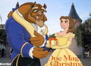 Belle and Beast Goes to Disneyland Paris Pictures 05