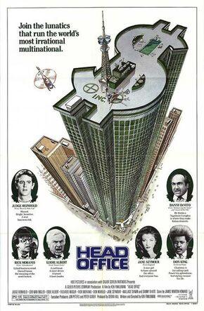 1985 - Head Office