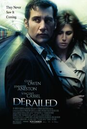 2005 - Derailed Movie Poster