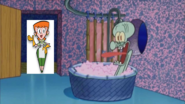 Dexter's Mom Stops By And Squidward Screams