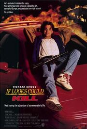1991 - If Looks Could Kill Movie Poster