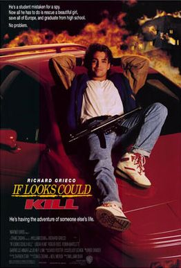 File:1991 - If Looks Could Kill Movie Poster.jpg