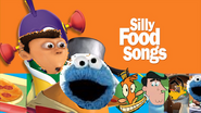 Cartoon silly food songs