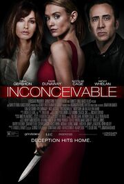 2017 - Inconceivable Movie Poster