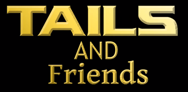 File:Tails and Friends Logo.png