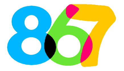 File:867 logo (ITV style).png