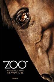 Zoo(2007 film) poster
