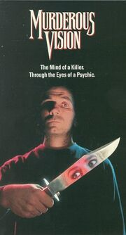 1991 - Murderous Vision VHS Cover