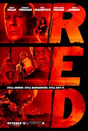2010 - Red Movie Poster