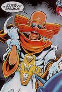 Dr. Kintobor Sonic the Comic