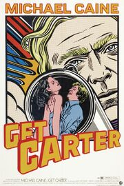 1971 - Get Carter Movie Poster
