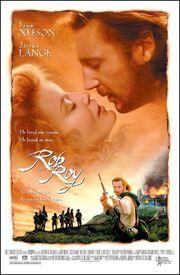 1995 - Rob Roy Movie Poster