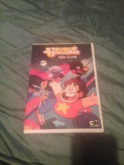 I got steven universe gem glow dvd by soniciscutie-d9ygcsa