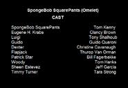 Omelet spongebob cast list