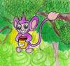015 - O Dia do Macaco