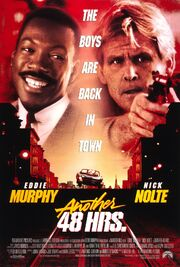 1990 - Another 48 Hours Movie Poster
