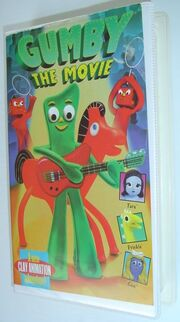 Gumby the Movie VHS
