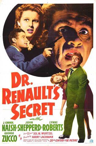 File:1942 - Dr Renault's Secret Movie Poster.jpg