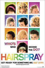 2007 - Hairspray Movie Poster