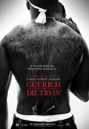 Get rich or die tryin xlg