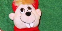 The Alvin Show (Gemmy Plush Toys)