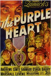 1944 - The Purple Heart Movie Poster