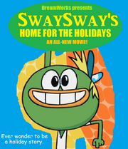 SwaySway's Home For The Holidays VHS