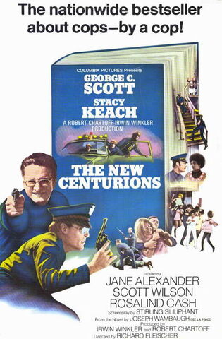 File:1972 - The New Centurions Movie Poster.jpg
