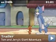 Tom and Jerry's Giant Adventure Preview