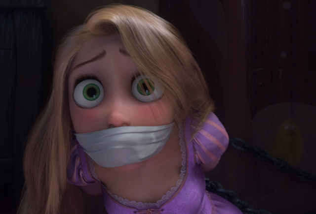 File:Rapunzel bound and gagged by Mother Gothel.png