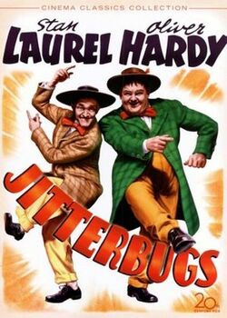 Jitterbugs DVD Cover