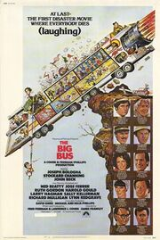 1976 - The Big Bus Movie Poster