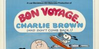 Opening to Bon Voyage Charlie Brown (And Don't Come Back!) 1980 Theater