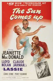 1949 - The Sun Comes Up Movie Poster