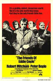 1973 - The Friends of Eddie Coyle Movie Poster