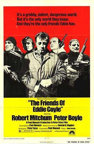 File:1973 - The Friends of Eddie Coyle Movie Poster.jpg