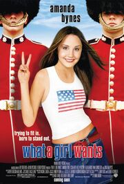 2003 - What a Girl Wants Movie Poster
