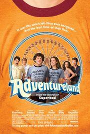 2009 - Adventureland Movie Poster -1