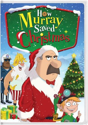 File:How Murray Saved Christmas VHS.jpg