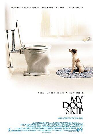 File:2000 - My Dog Skip Movie Poster.jpg