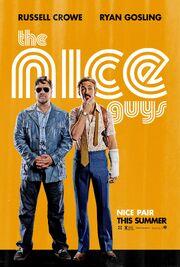 2016 - The Nice Guys Movie Poster