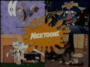 Nicktoons on Videocassette Promo