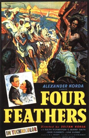 File:1939 - The Four Feathers Movie Poster.jpg