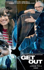 2017 - Get Out Movie Poster