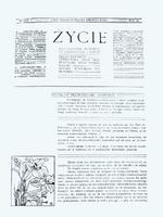 Krakowskie Zycie 1899