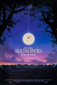 1990 - Arachnophobia Movie Poster